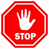 12414868-Stop-sign-illustration-Stock-Vector-no