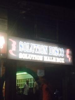 SOLUTION DISCO