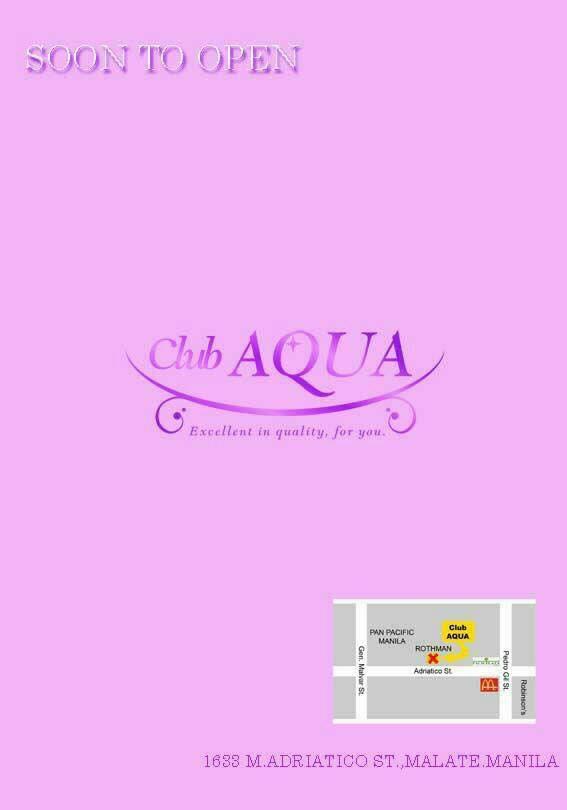 新店 CLUB AQUA