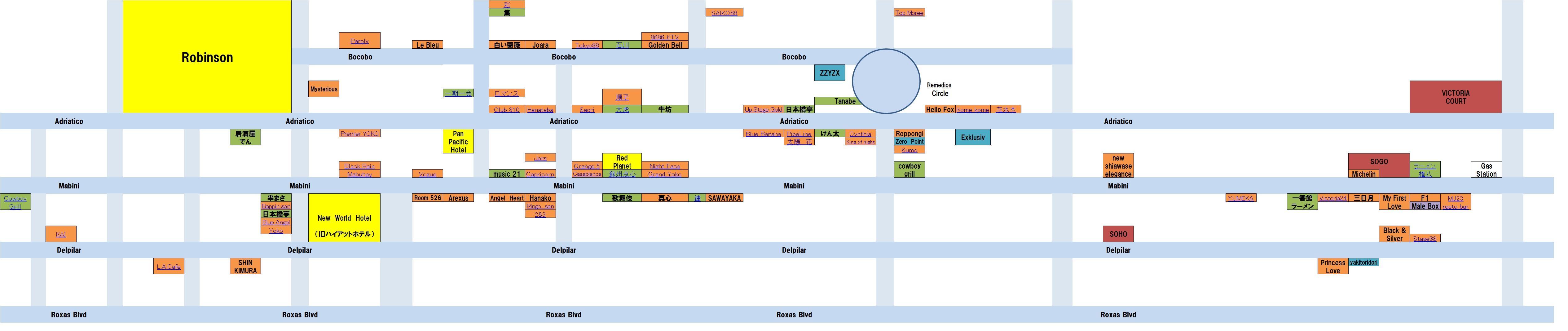 最新版 KTV MAP 2016年4月